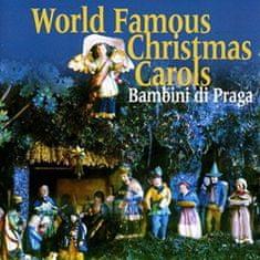 Bambini di Praga: World Famous Christmas Carols / Světové koledy - CD