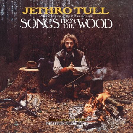 Jethro Tull: Songs From The Wood - LP