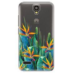 iSaprio Plastový kryt s motivem Exotic Flowers