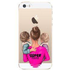 iSaprio Plastový kryt s motívom Super Mama - Two Boys