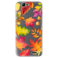 iSaprio Plastový kryt s motívom Autumn Leaves 01