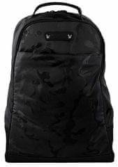 BUGATTI Męska plecak Camo 49380601 Black