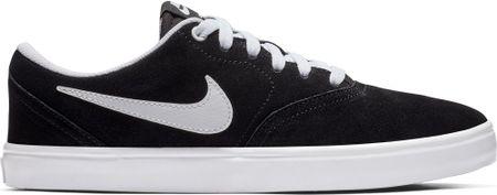 Nike buty męskie Sb Check Solarsoft/Black/White 39