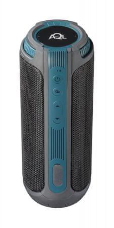 CellularLine Bluetooth zvučnik Twister, STS, DualDriver, IPX4 (kapljice)