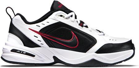 Nike Air Monarch IV Training Shoe/White/Black 40,5