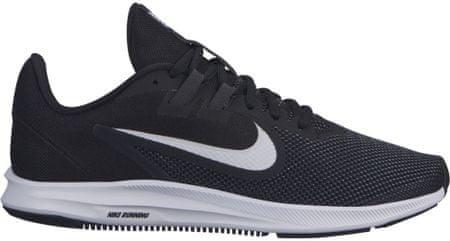 Nike Downshifter 9/Black/White-Anthracite-Cool Grey ženski tekaški čevlji, črni, 39