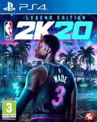 Take 2 NBA 2K20 Legend Edition igra (PS4)