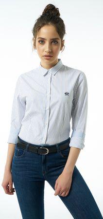 AUDEN CAVILL ženska srajca AC18S SHW4011, L, svetlo modra