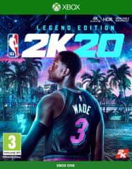 Take 2 NBA 2K20 Legend Edition igra (Xbox One)