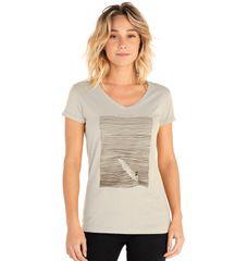 Rip Curl Minimalist Wave V Neck Tee ženska majica s kratkimi rokavi