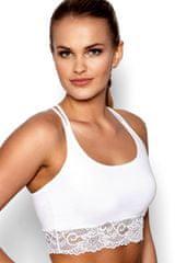 Eldar Damski top sportowy Aurora white