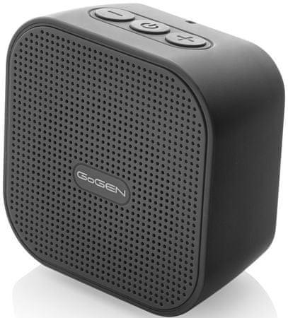 GoGEN głośnik bezprzewodowy BS 034, czarny