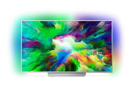 Philips Android 4K televizor 55PUS7803, Ambilight