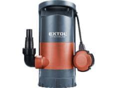 Extol Premium Čerpadlo na znečištěnou vodu 3v1, 900W, 13000l/h, 10m, SP 900, 8895013