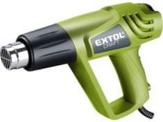 Extol Craft Pistole horkovzdušná, 2000/1000W, 550/350°C, 411013