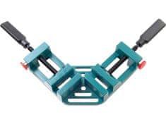 Extol Premium Svěrka rohová 90 stupňů, šířka čelistí 65mm, výška čelistí 25mm