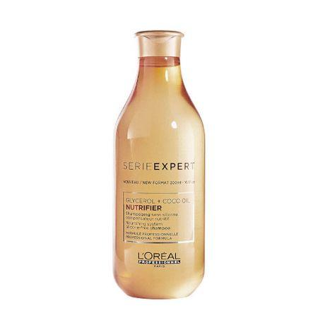 Loreal Professionnel Tápláló sampon száraz hajra Nutrifier (Nourishing System Silicone-Free Shampoo) (mennyiség 500 ml)