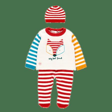 Boboli detský komplet 56 viacfarebná