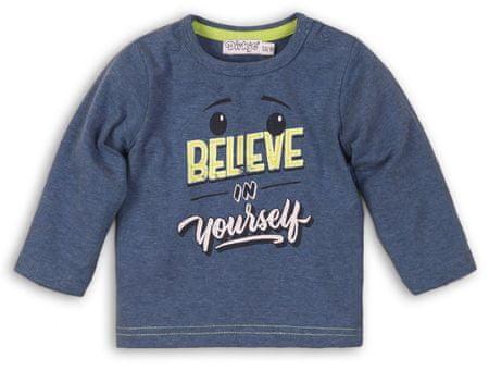 Dirkje fiú póló Believe in yourself, 56, kék