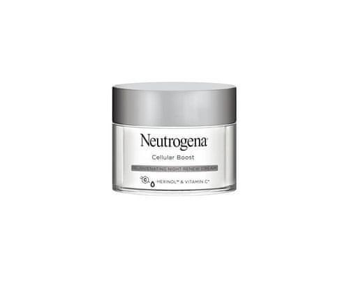 Neutrogena Omlazující noční krém Cellular Boost (Rejuvenating Night Renew Cream) 50 ml