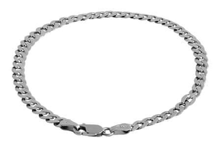 Beneto Ezüst karkötő AGB204 (hossz 21 cm) ezüst 925/1000
