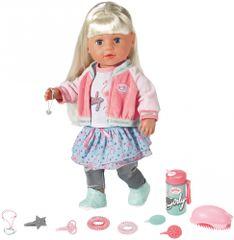 BABY born starija sestra, posebno izdanje u suknji i jakni, 43 cm