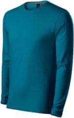 Malfini Premium Pánske priliehavé tričko s dlhými rukávmi