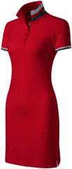 Malfini Premium Dámské šaty s límcem nahoru
