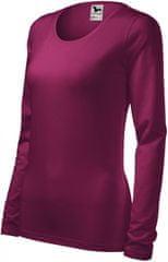 Malfini Dámské triko s dlouhými rukávy a kulatým výstřihem