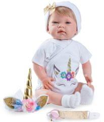 Nines 31400 Celia baby dijete, jednorog, 45 cm