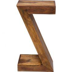 KARE Authentico Odkládací stolek Z 30x20cm