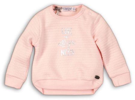 Dirkje dekliška majica, 56, roza