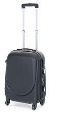 Pretty up kovčeg na kotačima ABS16, S, crni