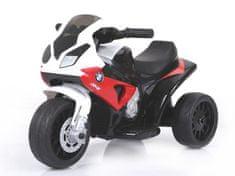 Beneo BMW S 1000 RR Liszensz elektromos kismotor, háromkerekű, 6V, műbőr ülés