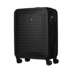"""Wenger MATRIX - 24"""" utazó bőrönd, fekete"""