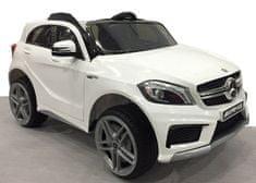 Beneo Elektromos kisautó gyerekeknek Mercedes-Benz A 45 AMG, rugózással, 12V, 2,4 GHz távirányító