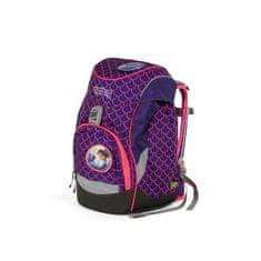 Ergobag Školská taška Prime Lumi Edition - Pearl DiveBear
