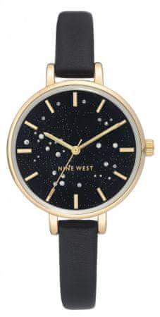 Nine West dámské hodinky NW/2210BKBK