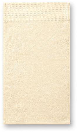 Malfini Premium Mandlový malý bambusový ručník, 30x50cm