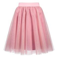 Cheremyha Tylová tutu sukně starorůžová