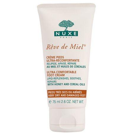 Nuxe Krem do skóry suchej Rêve de Miel (Ultra Wygodne Krem do twarzy) 75 ml