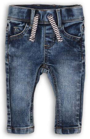 Dirkje chlapčenské džínsy 80 modrá