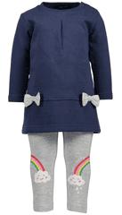 Blue Seven dievčenský set tuniky a legín
