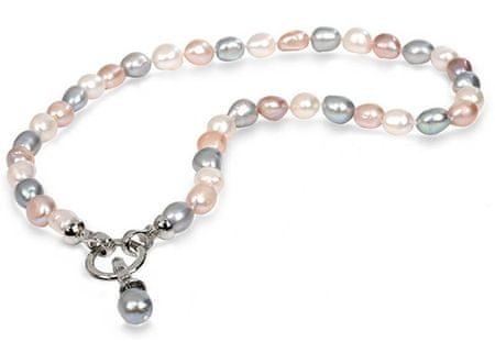 JwL Luxury Pearls Női nyaklánc valódi gyöngyből JL0563