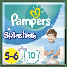 Pampers Splashers úszópelenka 5-6 (14+ kg) 10 db