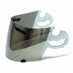 Arai plexi I-typ, Zrkadlové Silver