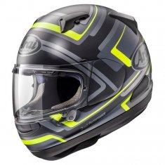 Arai motocyklová prilba QV Charged yellow
