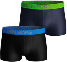 Björn Borg Bokserki Trunk Solid 2P (9999-1305)