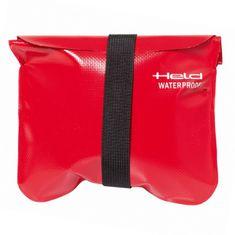 Held univerzálna taštička čierna/červená, vodeodolná 14x16x5cm