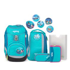 Ergobag Školská taška Set pack Hula HoopBear